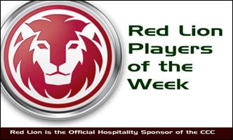 Red Lion Player of the Week