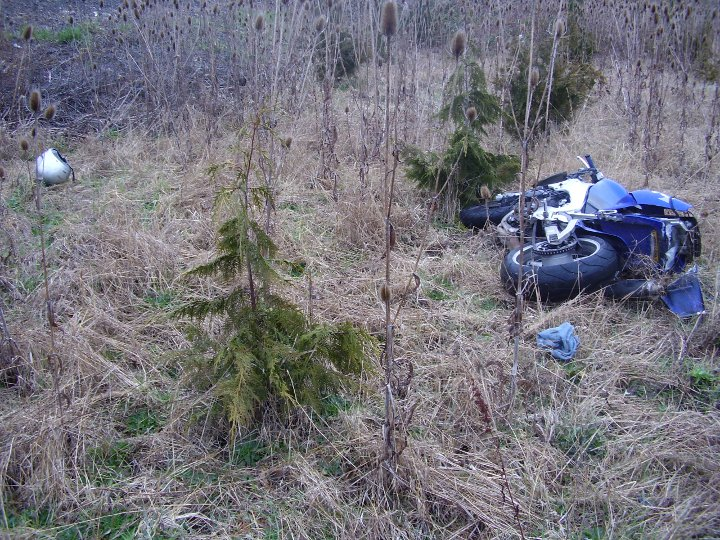 fatal motorcycle accident Highway 47 north of Yamhill