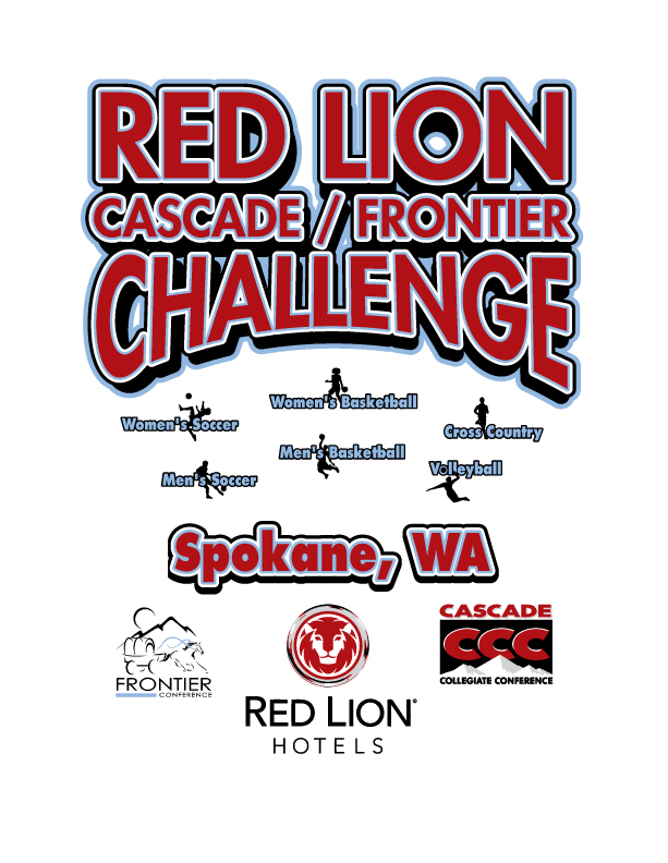 Red Lion Challenge logo