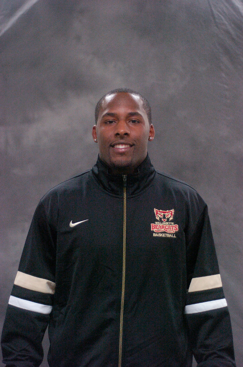 Willamette University senior guard Terrell Malley (Portland, OR/Roosevelt HS)